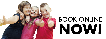 Book Online Today!